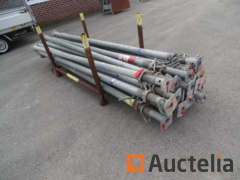 18 Grands trench struts ADRIA and COFFRAL