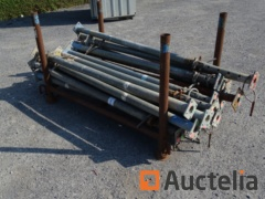 25 trench struts Coffral
