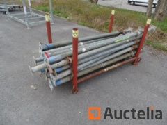 28 trench struts ADRIA, HUNEBEECK, others marques