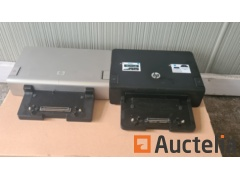 2x Docking Station for HP