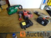 3 Machines and 1 charger to be reconditioned