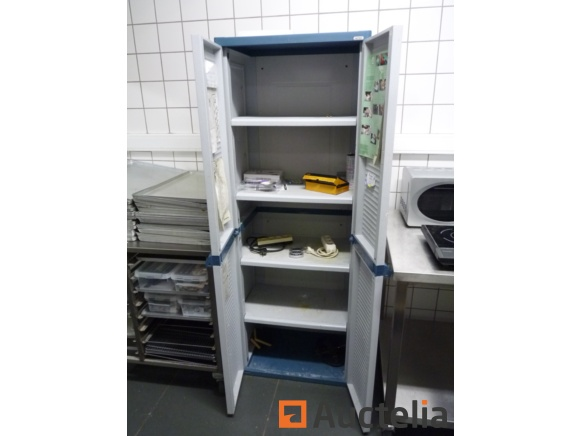 3 Pvc Cabinets Keter
