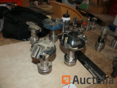 4 Cutters for CNC