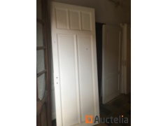 4 Style lacquer doors