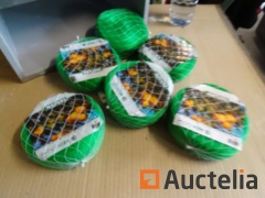 6 nets for fruit shaft 10 m x 2 m