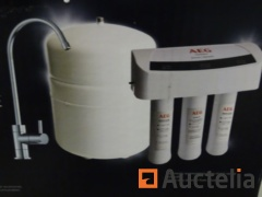 AEG Osmoseur (AEGRO)-Inverted osmosis system store value €220