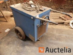 Arc Welding machine on trolley
