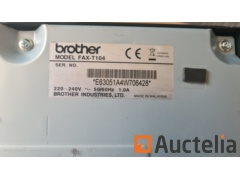 Brother Fax T-104