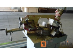 Chainsaw Crimac SC 245-3 to be reconditioned, roller table