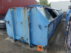 Closed Container with selective waste Translift HM12