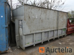 Container 16 m² Open