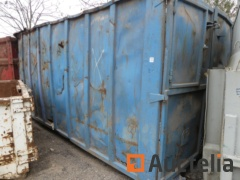 Container 23 m² Open