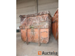 Container 30 m² Open