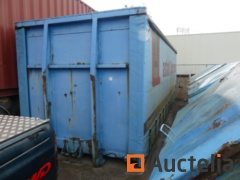 Container Baché