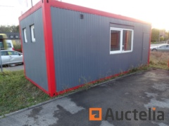 Container Office table N ° TM 0801001