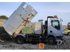 DAF LF45.150 Truck with cleaning equipment (Sweeper). Without documentation. - REF3191
