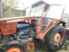 Decommissioned Tractors