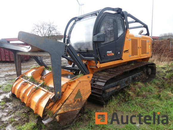 Earthmoving and construction machinery