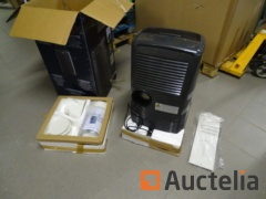 Ecologic Mobile Air conditioner Delonghi Pinguino PAC EL 112CST class A + store value €900