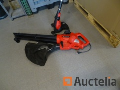 EINHELL GC-ET 4530 electric trimmer, EINHELL electric blower Vacuum cleaner GC-EL 2500 E