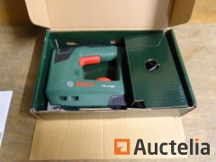 Electric Stapler Bosch PTK 14 EDT store Value: €125
