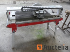 Electric Tile cutter Alutech 80TRX
