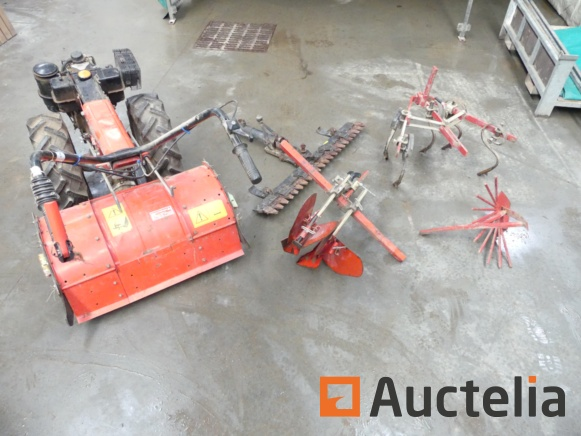 Electric vehicle, agricultural Equipment