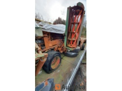 Engines Ransomes and Kubota (for parts)