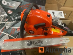 F Tools chainsaw 52cc