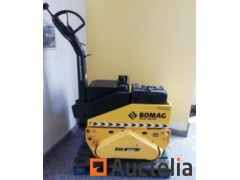 Floor compactor Bomag BW 65H. - REF2091