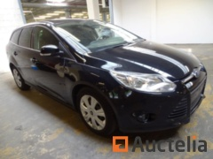 Ford Focus Clipper / 1.6 TDCi ECOnetic / 2014