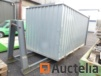 Galvanized construction Container fixed on windows frames container