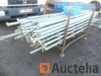 Galvanized Scaffold Elements