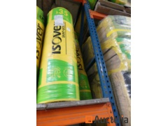 glass ISOVER ISOCONFORT 35 wool insulation rolls