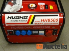 Group in gasoline Huahe HH 8500