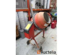 Guy Noel B150 Thermal Concrete mixer