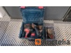 hand tools Lot on battery HILTI and BOSCH Pro + storage case