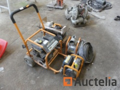 High pressure cleaner, generator, water pump Evolution