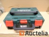 Impact wrench 18 V in its METABO SSW systainer 18 LTX 400 BL