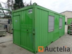 Insulated Office Container 20 feet - Ref 68874