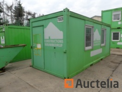 Insulated Office Container 20 feet Ref 70828