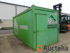 Insulated office container 20 ft.-Ref 70608