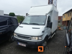 Iveco Daily 50C35 Pickup Truck (2005-292.764 km)