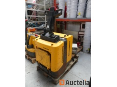 Jungheinrich ERE20 Stacker on Batteries