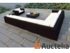 Large new garden furniture (Catalog price: 3295 euro)