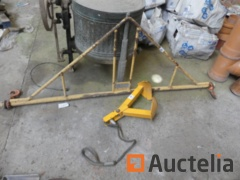 Lifting beam Loscaro MT. 2 BIL-15
