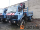 Matis : 309 - Mercedes 1922 AK Tippertruck with crane HMF 1820 K3 (1993-622277 km)