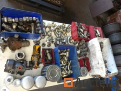 Metal Fittings for truck, filters,...