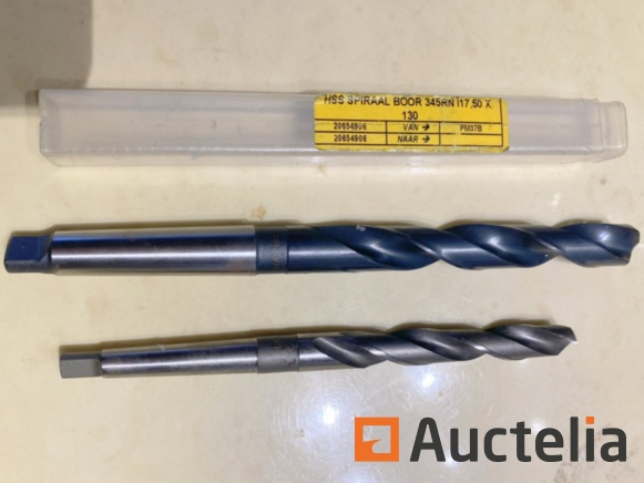 Milling cutter and drill tools