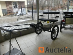 New Racehorse Trolley HANSMEIER